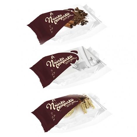 Упаковка для серии конфет «Птички-сестрички»