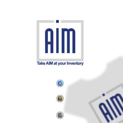 Логотип для компании «AIM»