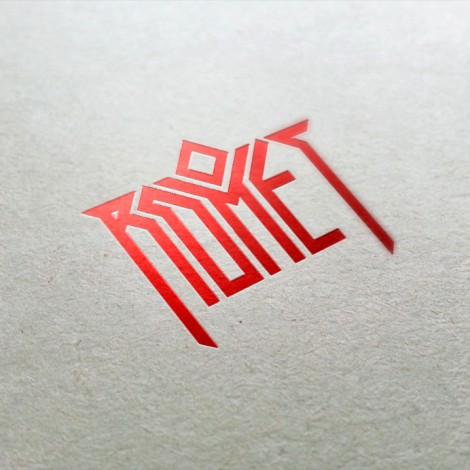 Логотип для компании «ROMET»