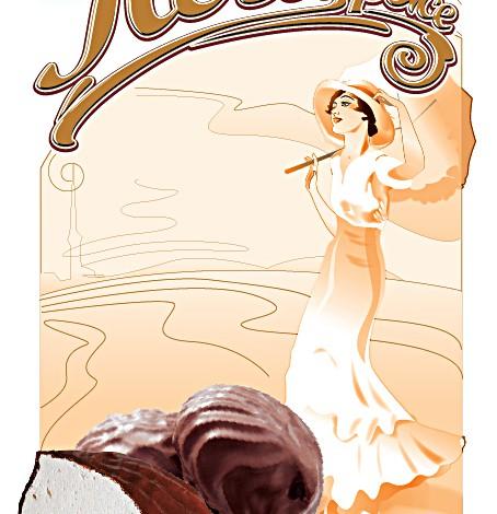 Коробка конфет «Ле Бурже»