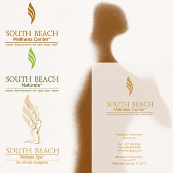 Логотип для компании «South Beach»